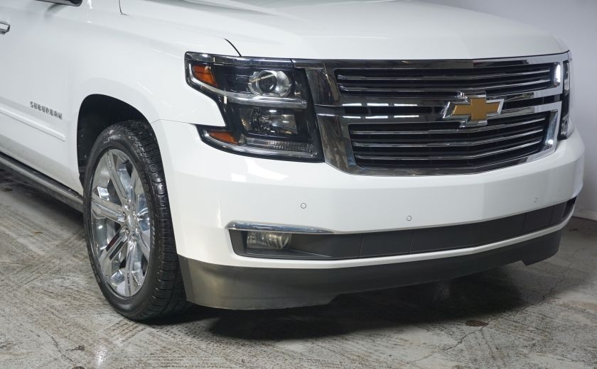 2016 Chevrolet Suburban LTZ #4