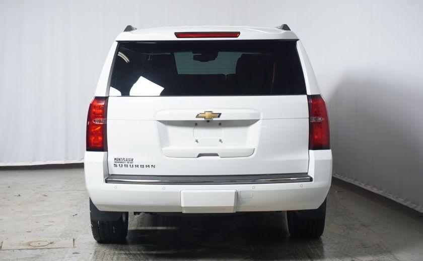 2016 Chevrolet Suburban LTZ #2