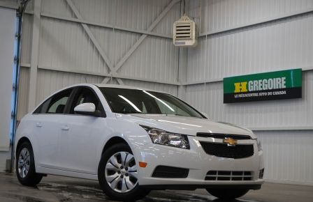 2014 Chevrolet Cruze LT 1.4L Turbo in Estrie