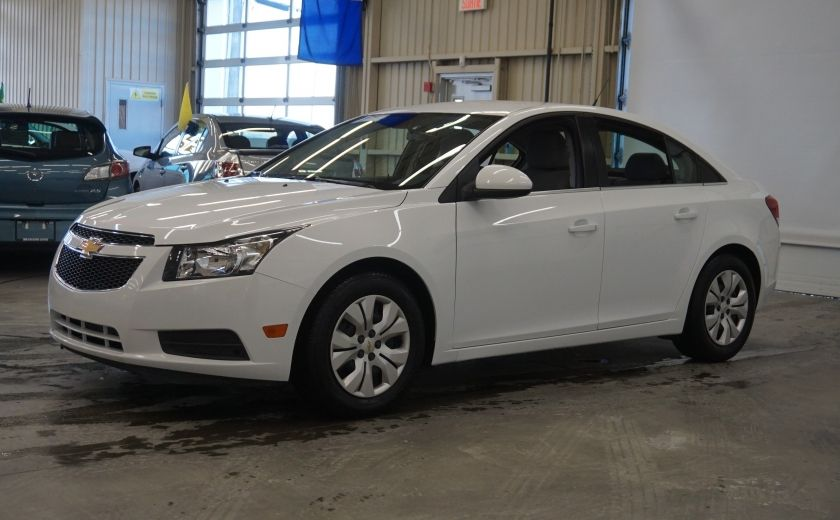 2014 Chevrolet Cruze LT 1.4L Turbo #2