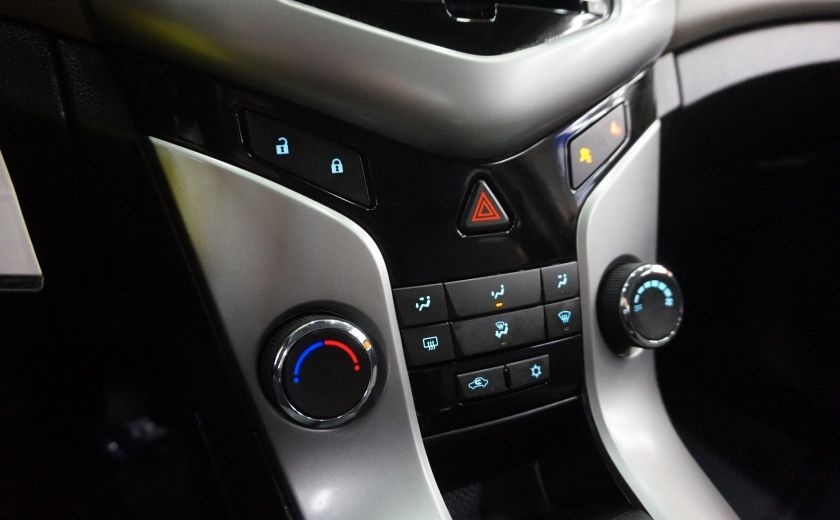 2014 Chevrolet Cruze LT 1.4L Turbo #17