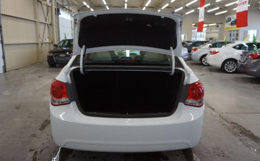 2014 Chevrolet Cruze LT 1.4L Turbo #23