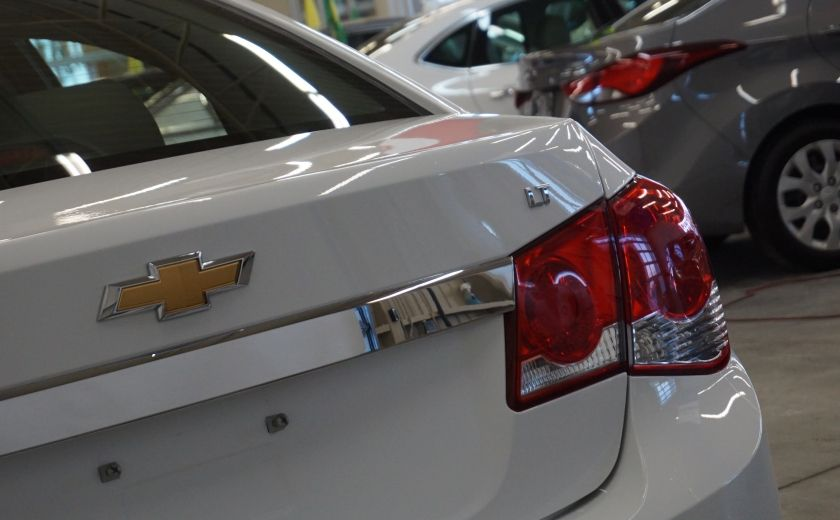 2014 Chevrolet Cruze LT 1.4L Turbo #33