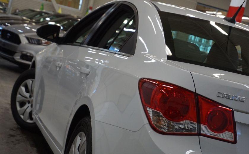 2014 Chevrolet Cruze LT 1.4L Turbo #34
