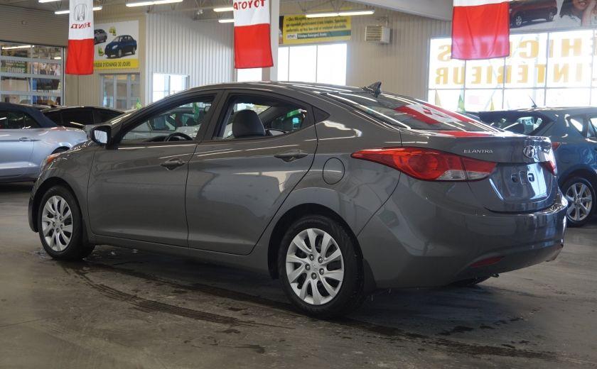 2012 Hyundai Elantra GL #4