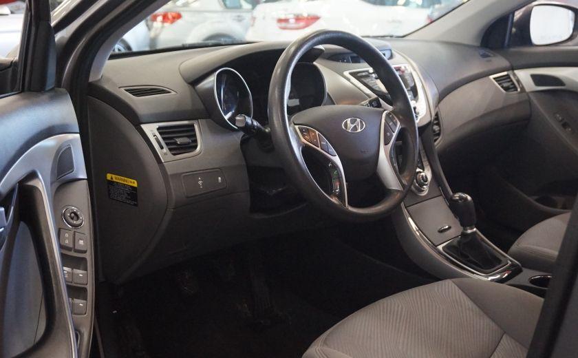 2012 Hyundai Elantra GL #8