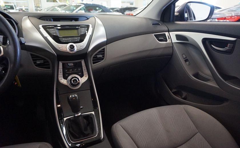 2012 Hyundai Elantra GL #9