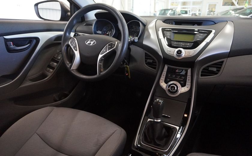 2012 Hyundai Elantra GL #10