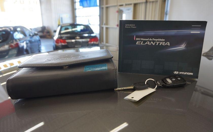 2012 Hyundai Elantra GL #38