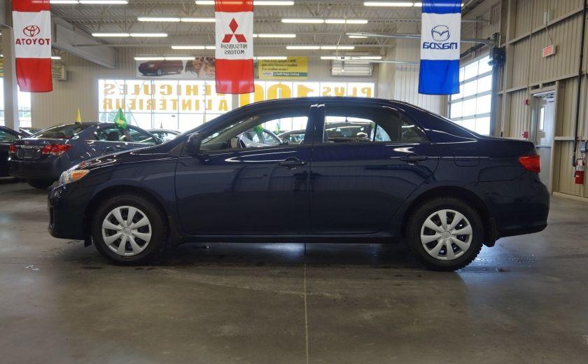 2011 Toyota Corolla CE #3