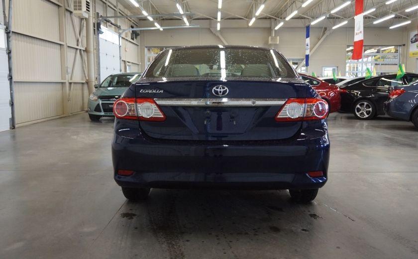 2011 Toyota Corolla CE #5