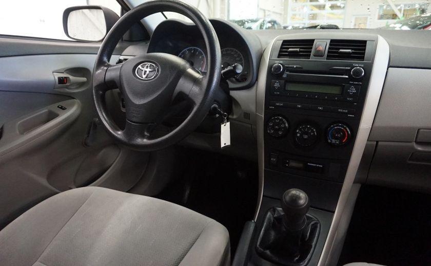 2011 Toyota Corolla CE #10