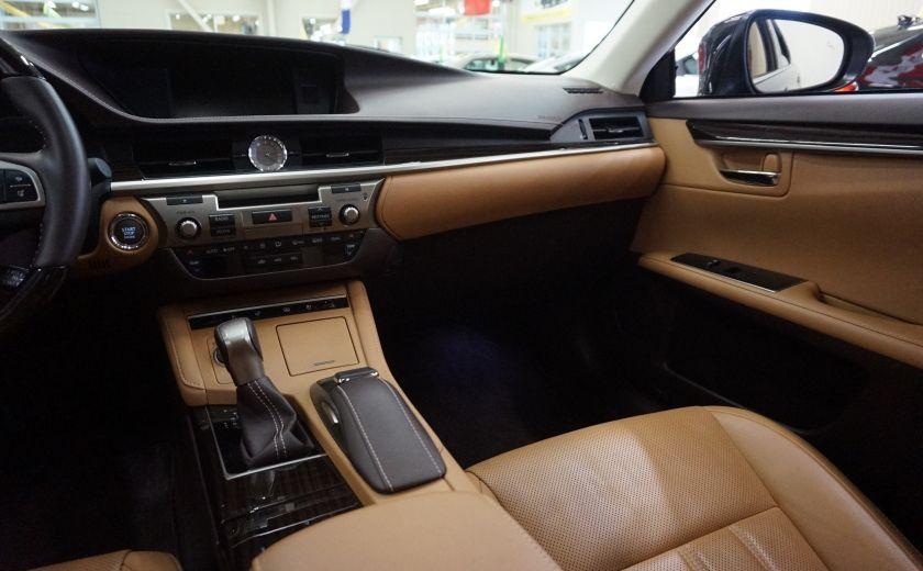 2016 Lexus ES350 Touring Pack (caméra-toit-navi-cuir) #9