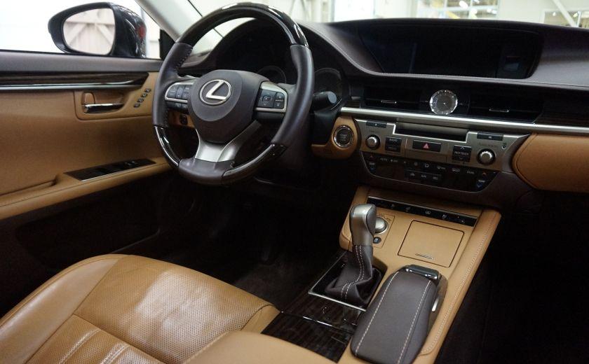 2016 Lexus ES350 Touring Pack (caméra-toit-navi-cuir) #11