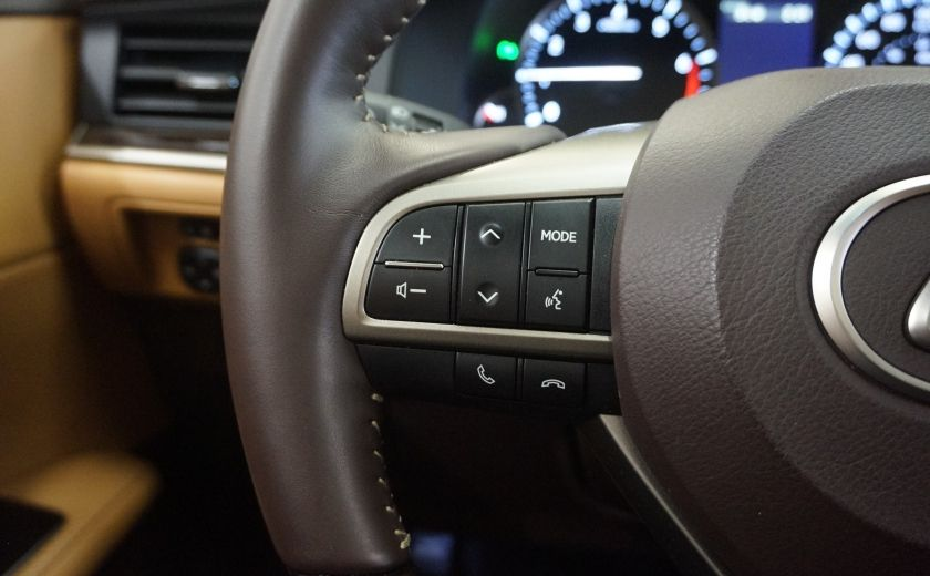 2016 Lexus ES350 Touring Pack (caméra-toit-navi-cuir) #12