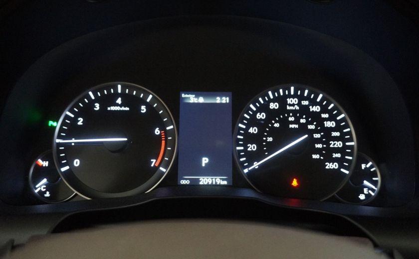2016 Lexus ES350 Touring Pack (caméra-toit-navi-cuir) #14