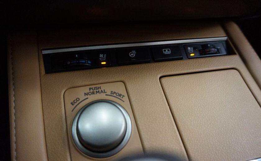 2016 Lexus ES350 Touring Pack (caméra-toit-navi-cuir) #18