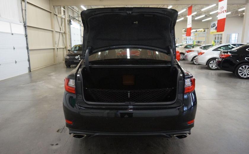 2016 Lexus ES350 Touring Pack (caméra-toit-navi-cuir) #26