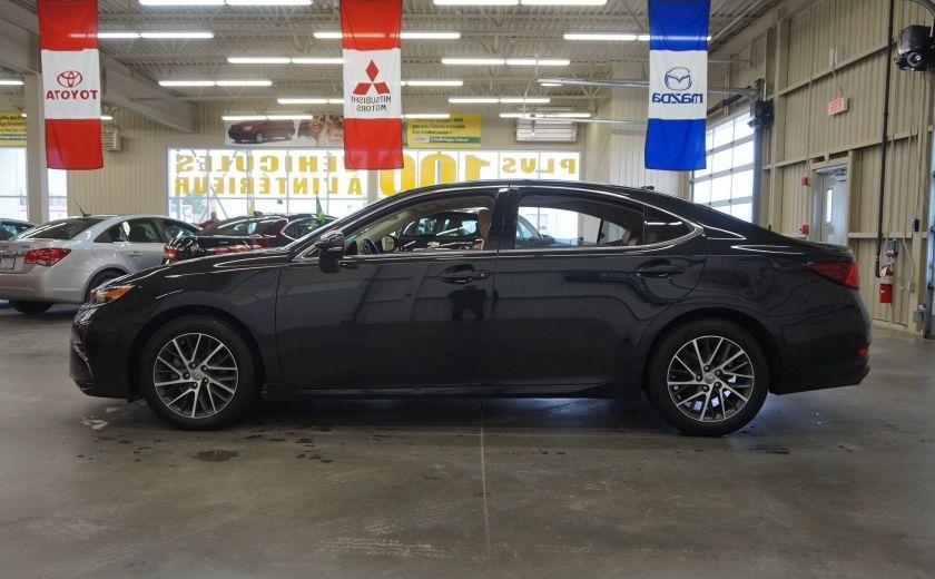 2016 Lexus ES350 Touring Pack (caméra-toit-navi-cuir) #3