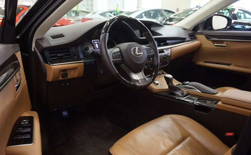 2016 Lexus ES350 Touring Pack (caméra-toit-navi-cuir) #8