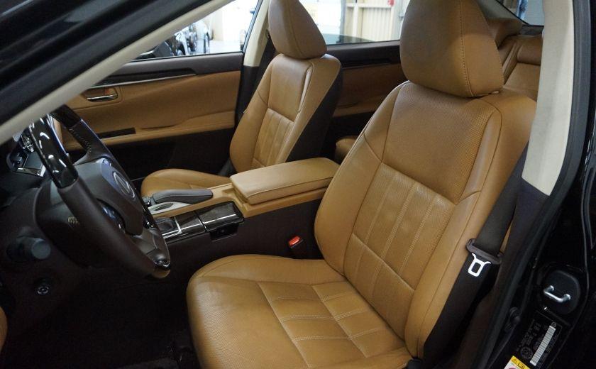 2016 Lexus ES350 Touring Pack (caméra-toit-navi-cuir) #24