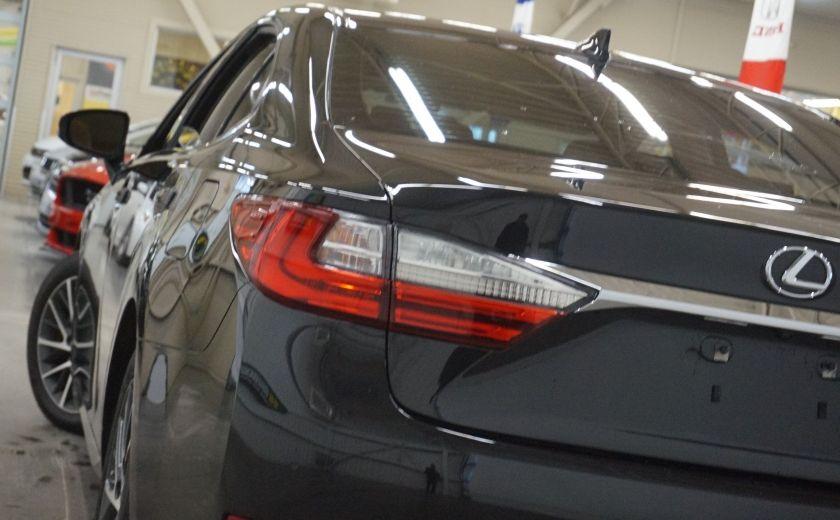 2016 Lexus ES350 Touring Pack (caméra-toit-navi-cuir) #34