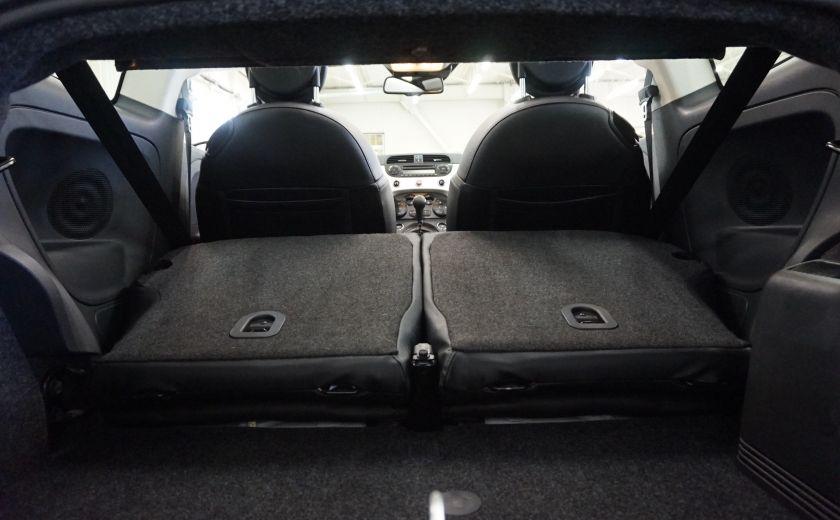 2014 Fiat 500c Lounge Cabriolet (sonar-cuir) #22