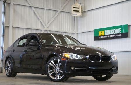 2012 BMW 328I Sport (cuir-toit-caméra-navi) à Saguenay