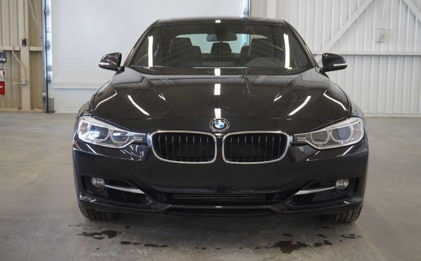 2012 BMW 328I Sport (cuir-toit-caméra-navi) #1