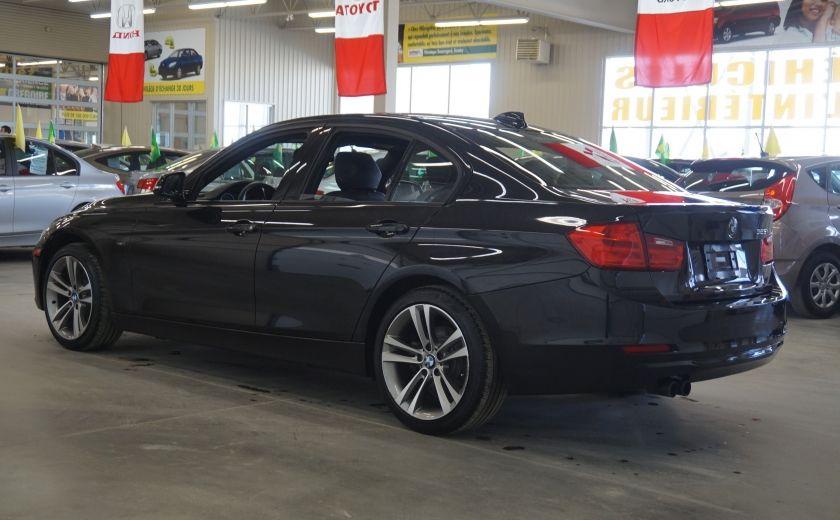 2012 BMW 328I Sport (cuir-toit-caméra-navi) #4