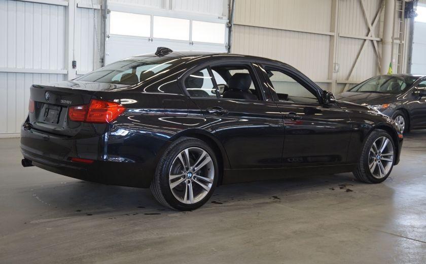 2012 BMW 328I Sport (cuir-toit-caméra-navi) #6