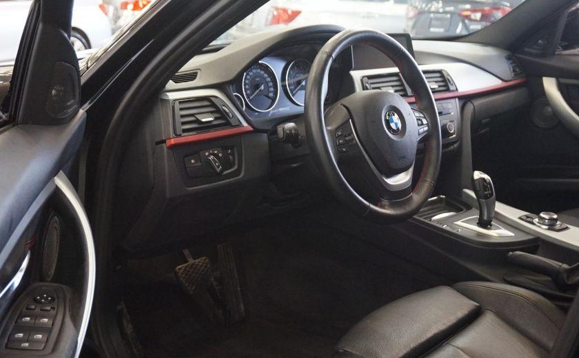 2012 BMW 328I Sport (cuir-toit-caméra-navi) #8