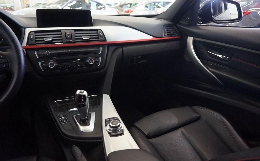 2012 BMW 328I Sport (cuir-toit-caméra-navi) #9