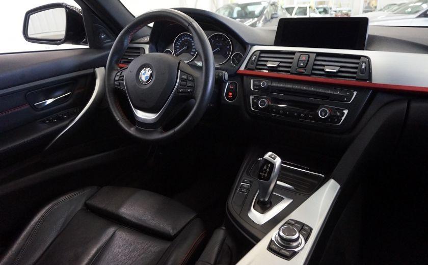 2012 BMW 328I Sport (cuir-toit-caméra-navi) #10