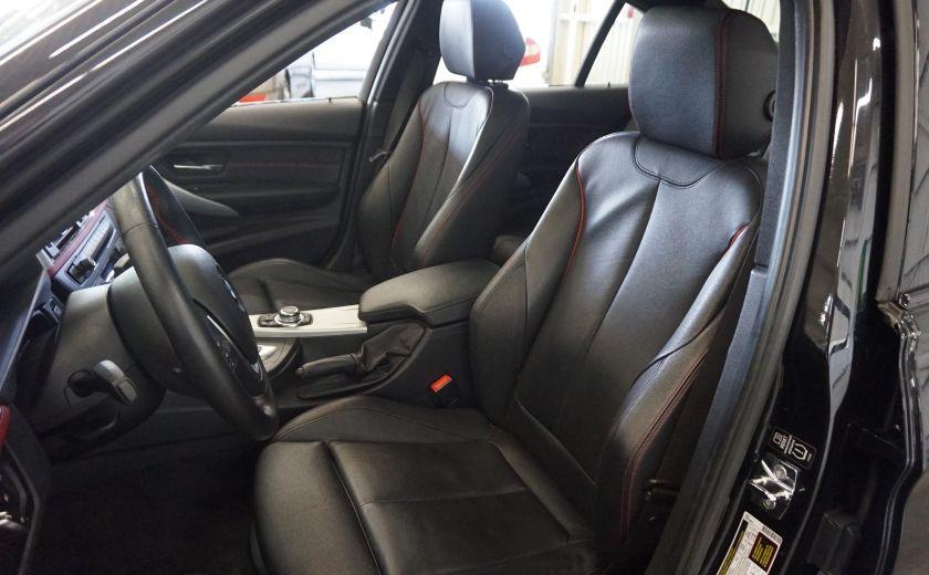 2012 BMW 328I Sport (cuir-toit-caméra-navi) #30