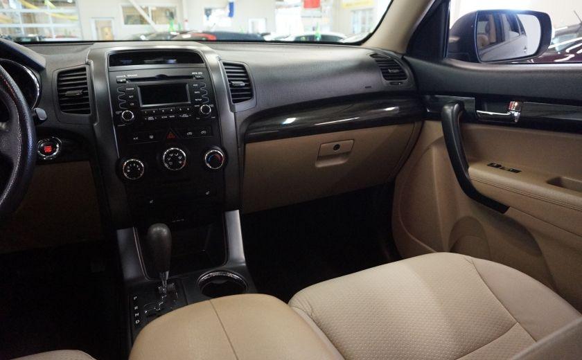 2011 Kia Sorento LX 4WD #9