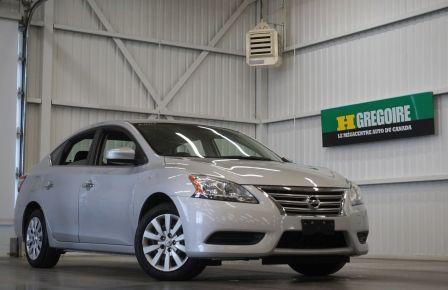 2013 Nissan Sentra CVT 1.8 S à Sherbrooke