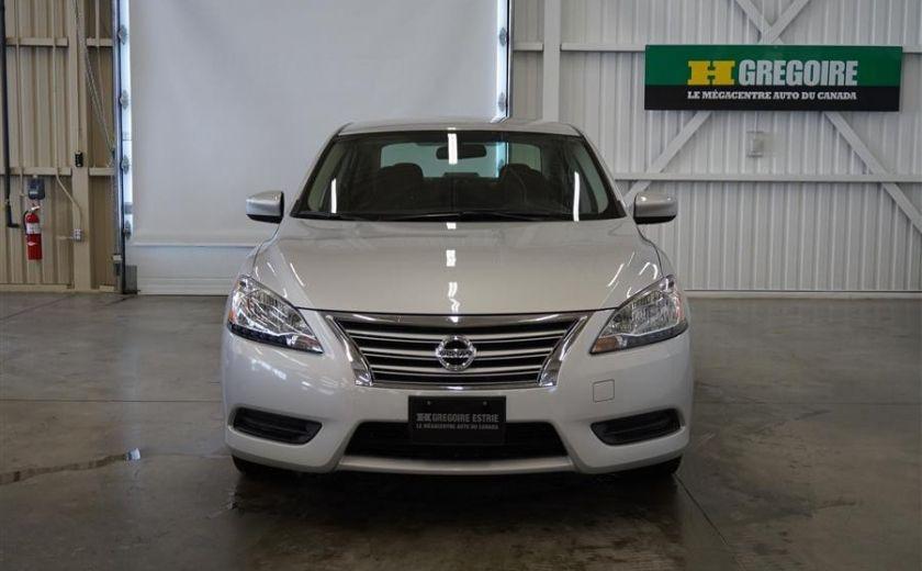 2013 Nissan Sentra CVT 1.8 S #1