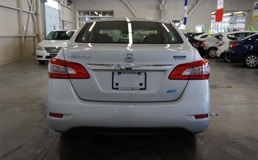 2013 Nissan Sentra CVT 1.8 S #5