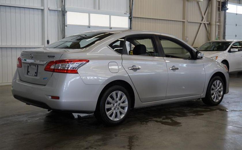2013 Nissan Sentra CVT 1.8 S #6