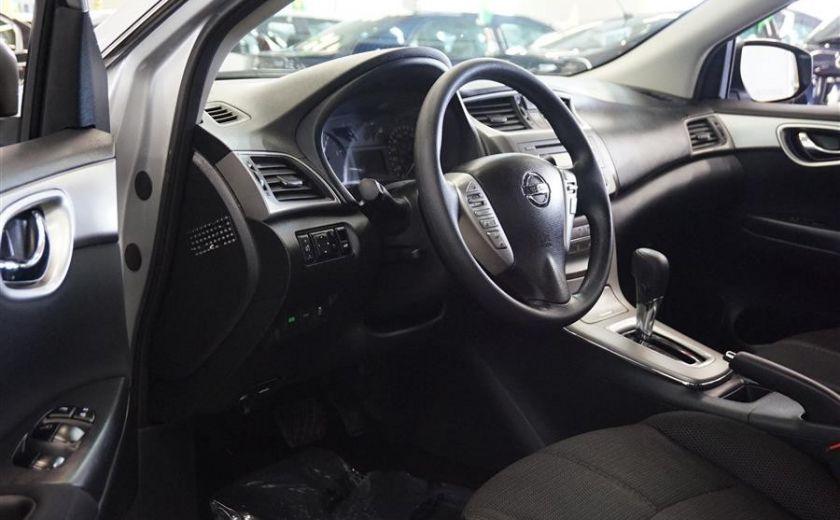 2013 Nissan Sentra CVT 1.8 S #8