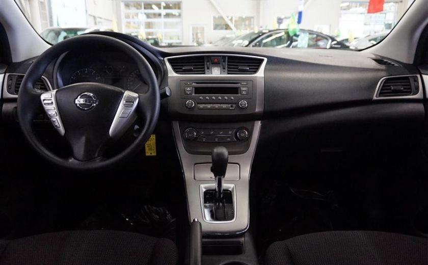 2013 Nissan Sentra CVT 1.8 S #9