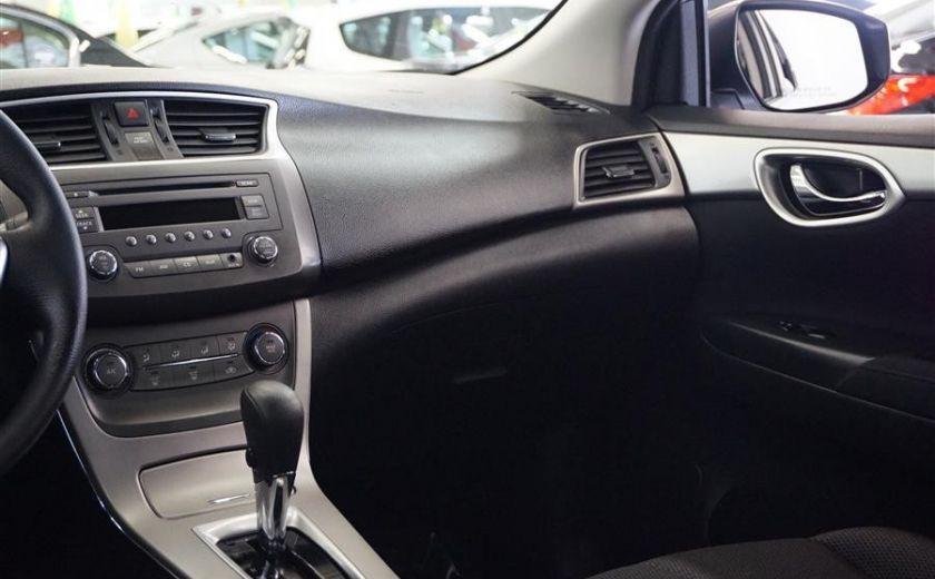 2013 Nissan Sentra CVT 1.8 S #10