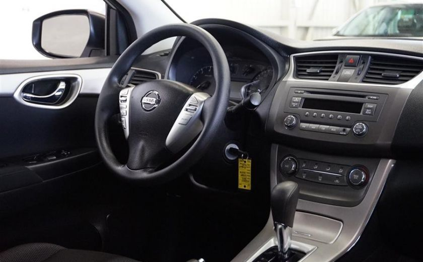 2013 Nissan Sentra CVT 1.8 S #11