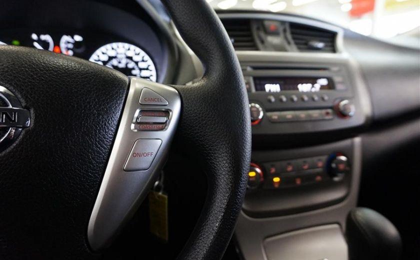 2013 Nissan Sentra CVT 1.8 S #13