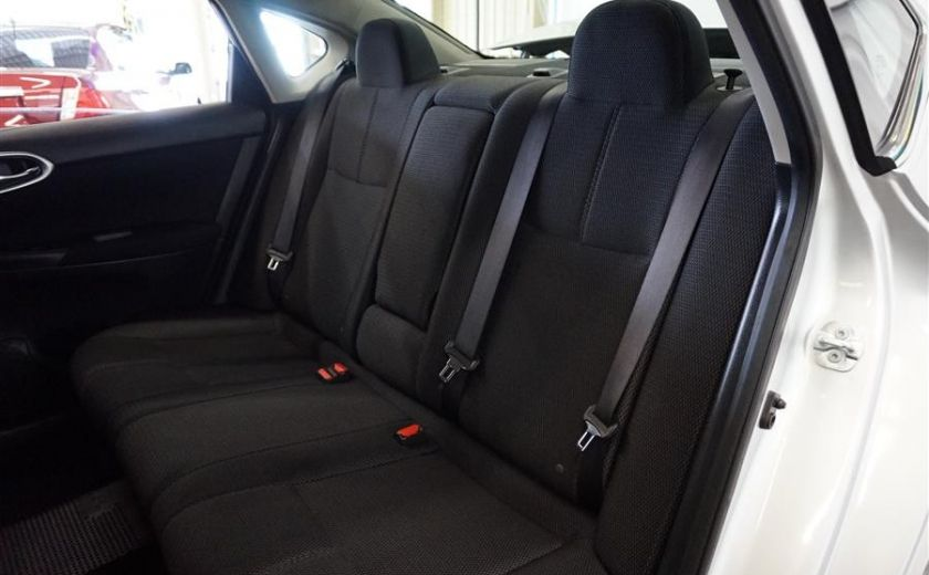 2013 Nissan Sentra CVT 1.8 S #22