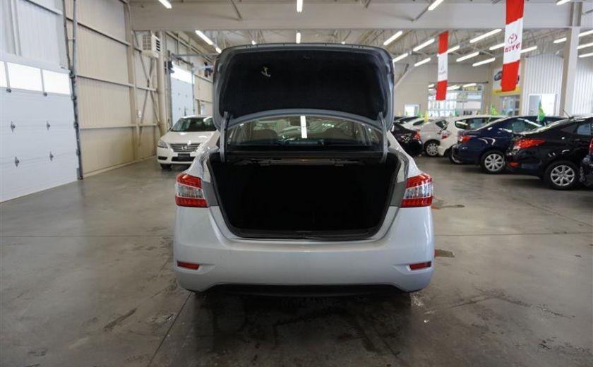 2013 Nissan Sentra CVT 1.8 S #23