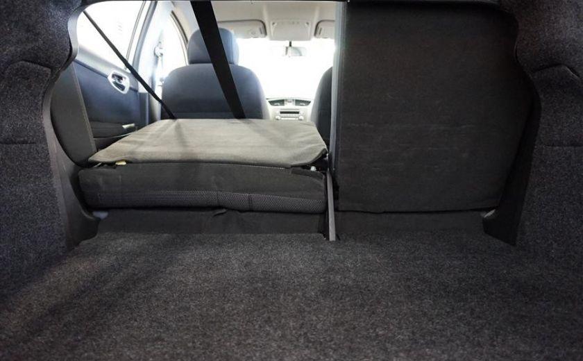 2013 Nissan Sentra CVT 1.8 S #24