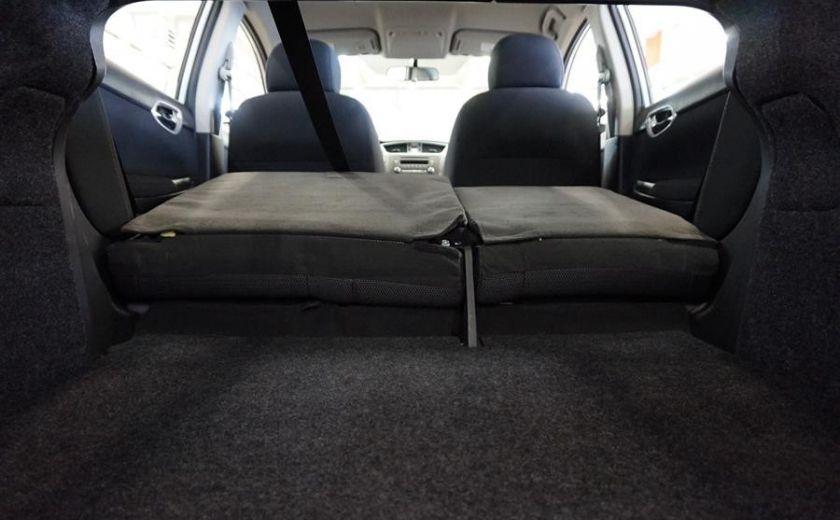 2013 Nissan Sentra CVT 1.8 S #25