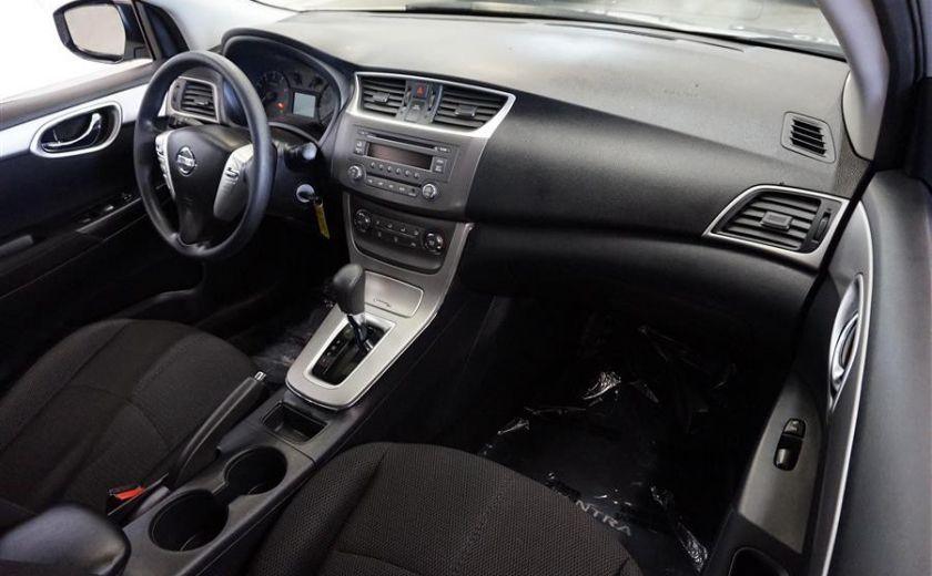 2013 Nissan Sentra CVT 1.8 S #28